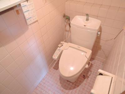 【トイレ】山手町平屋