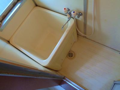 【浴室】LaCaSa(ラカーサ)駒川中野