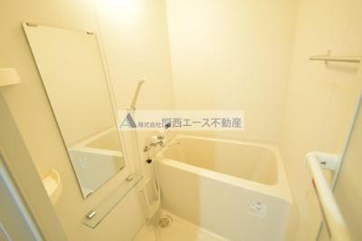 【浴室】瓢マンション