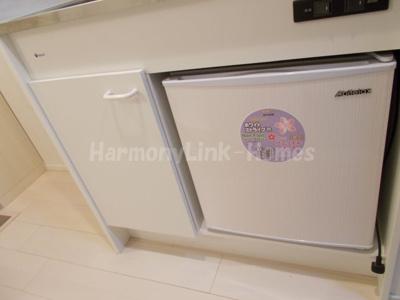 ハーモニーテラス豊島Ⅱのミニ冷蔵庫☆