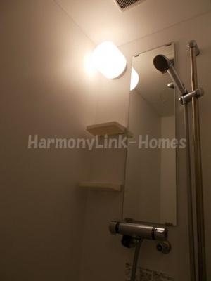 ハーモニーテラス豊島Ⅱのシンプルで使いやすいシャワールームです☆