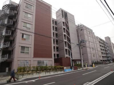 【外観】西宮第3コーポラスA棟