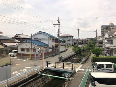 【展望】摂津市浜町 一戸建て住宅