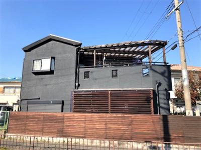 【外観】摂津市浜町 一戸建て住宅
