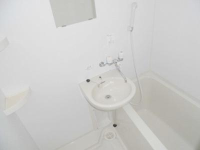 【浴室】アリエスビル