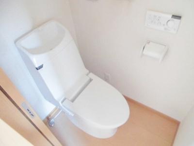 【トイレ】アリエスビル