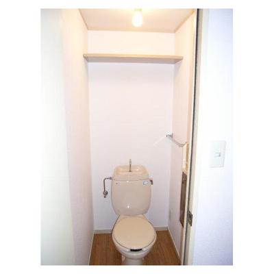 BHのトイレ