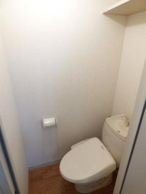 【トイレ】ルーブルハウスA