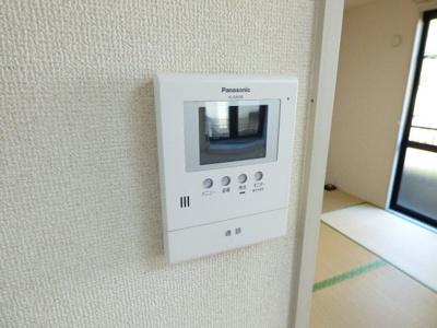 【セキュリティ】ルーブルハウスA