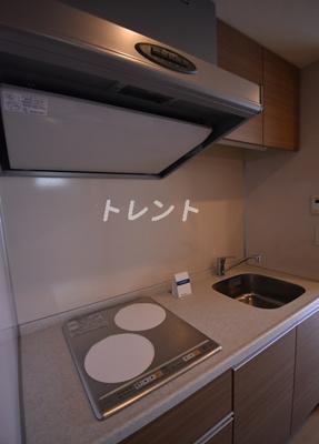 【キッチン】コンフォリア麻布イースト【コンフォリア麻布EAST】