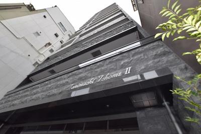 【外観】プレサンス谷町七丁目Ⅱ