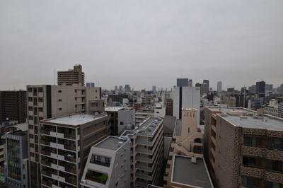 【展望】プレサンス谷町七丁目Ⅱ