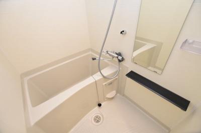 【浴室】プレサンス谷町七丁目Ⅱ