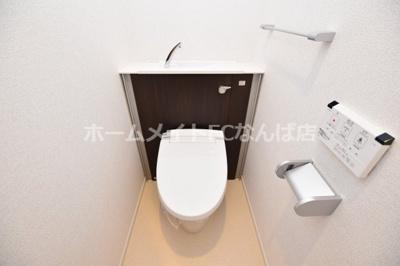 【トイレ】レジデンス堀江西
