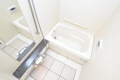 【浴室】コンソラーレ日本橋