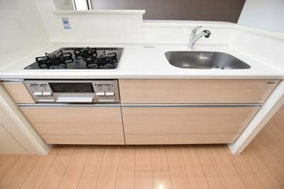 【キッチン】BROU上町台