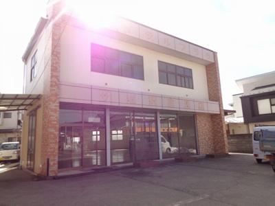 【外観】東銀座2丁目 貸店舗(2)