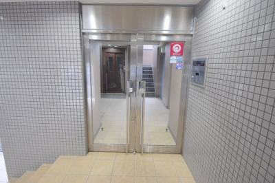 【セキュリティ】おおきに北梅田サニーアパートメント
