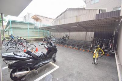 【その他共用部分】おおきに北梅田サニーアパートメント