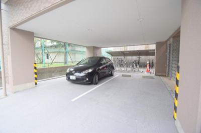 【駐車場】おおきに北梅田サニーアパートメント