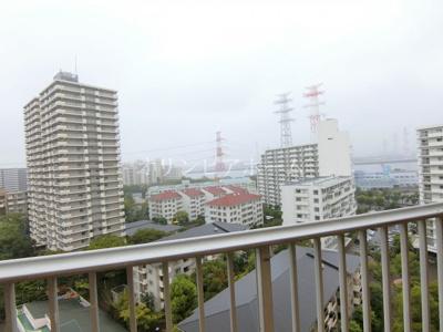 【展望】清新北ハイツ2号棟 13階 リ ノベーション済