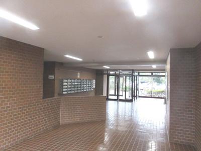 【エントランス】清新北ハイツ2号棟 13階 リ ノベーション済