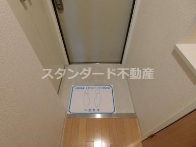【玄関】レジュールアッシュ西天満