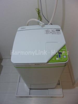 ソフィア北池袋の洗濯機☆