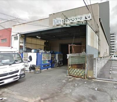 【外観】東大阪市 長田東第3倉庫