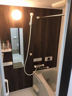 【浴室】メゾンドジェコ