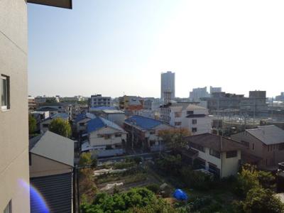 【展望】千里丘ビューハイツ
