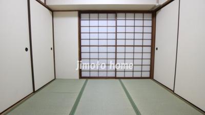 【寝室】岡崎橋第二市街地住宅