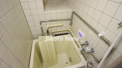 【浴室】岡崎橋第二市街地住宅