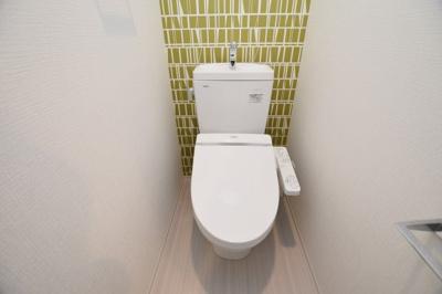 【トイレ】エスプレイスOSAKAベイシティ