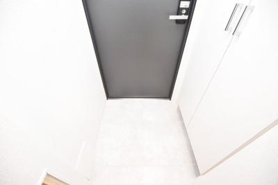 【玄関】エスプレイスOSAKAベイシティ