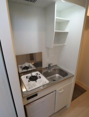 【キッチン】パルメゾン二子新地