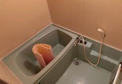 【浴室】緑橋パインリッチ