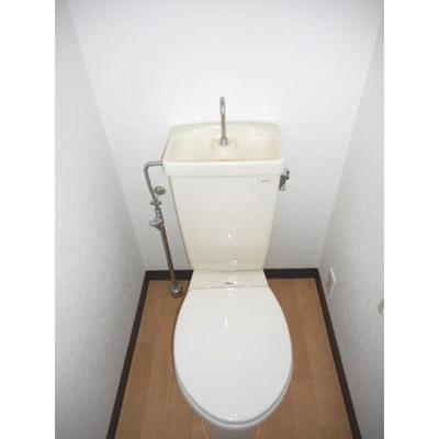 レジデンス西千葉のトイレ