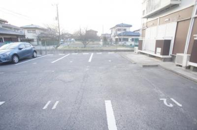 【駐車場】コーポ光