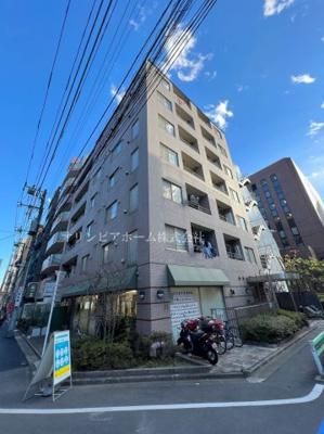 【外観】パークサイドコート リ フォーム済 4階 東大島駅1分