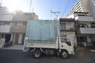【外観】塚本通7丁目 新築戸建