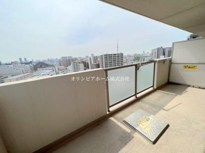 【外観】ランドステージ東大島エグゼタワー 平成13年築 リノベーション済