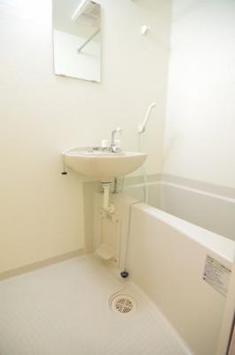【浴室】レオパレスNEXTDOOR