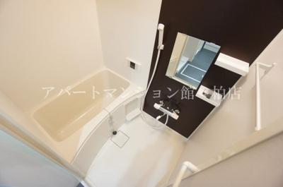 【浴室】サフィニア柏