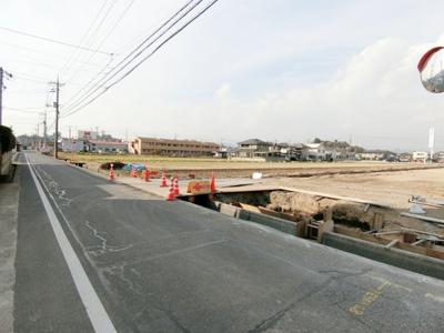 2018年11月25日撮影 南側公道