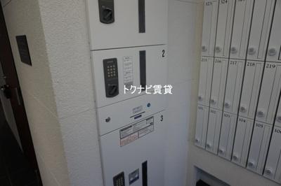 【エントランス】ビバリーホームズ石神井台