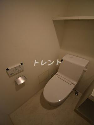 【トイレ】セレニティコート虎ノ門