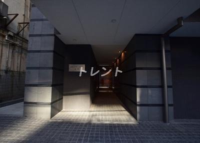 【エントランス】セレニティコート虎ノ門