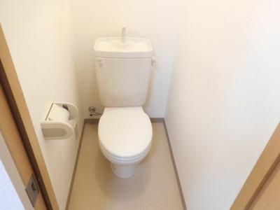 【トイレ】チェリーコート