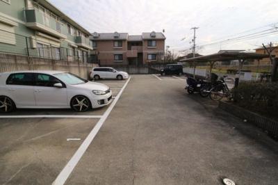 【駐車場】クレール東落合